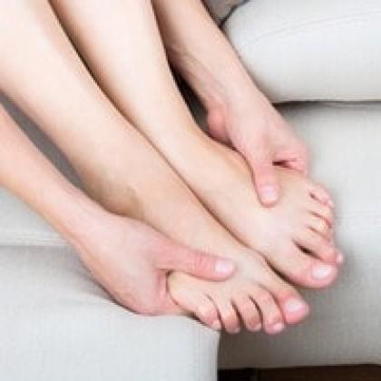Почему болят ноги? 4 основные причины.