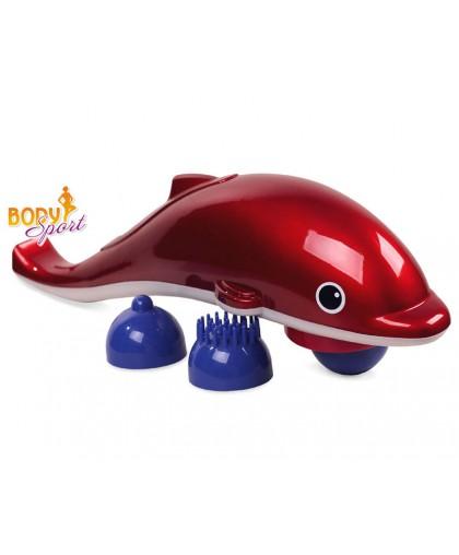 Ручной вибромассажер Дельфин