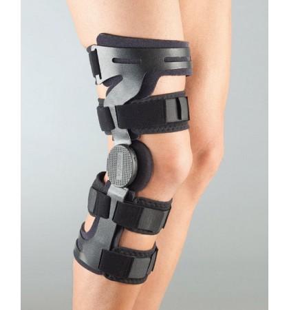 Ортез на колено Аурастап от Aurafix с шарнирами и регулируемым углом 171