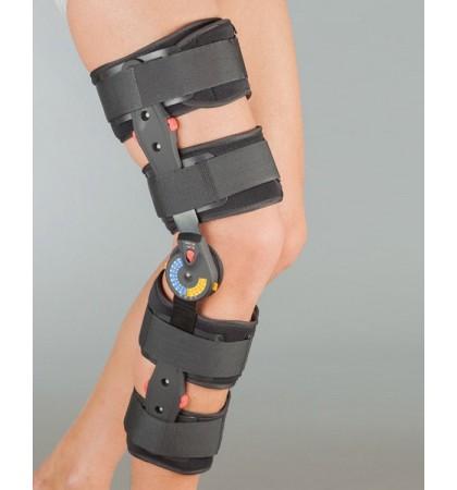 Ортез для колена с регулировкой угла от Aurafix 748