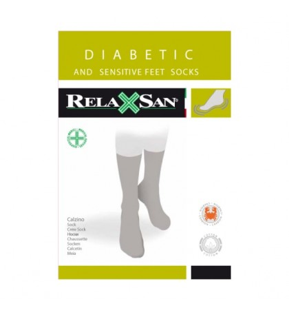 Диабетические носки RelaXsan Crabyon 560