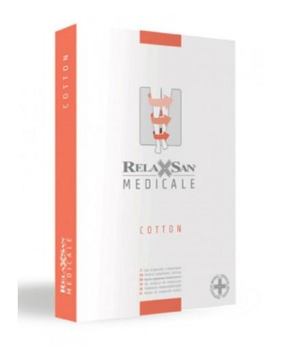Компрессионные чулки 2 класс Relaxsan Medicale Cotton M2070А с хлопком
