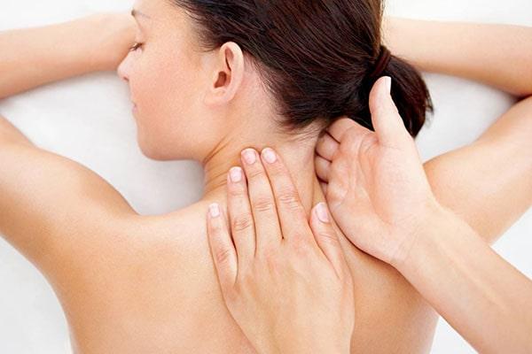 массаж шеи при гипертонии