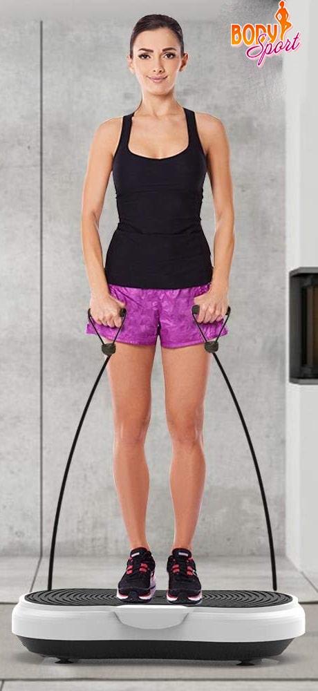 виброплатформа виброшейпер zoryana fitness для похудения