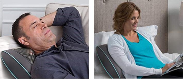 Массажная подушка Homedics Shiatsu Pillow SGP-1500H-EU